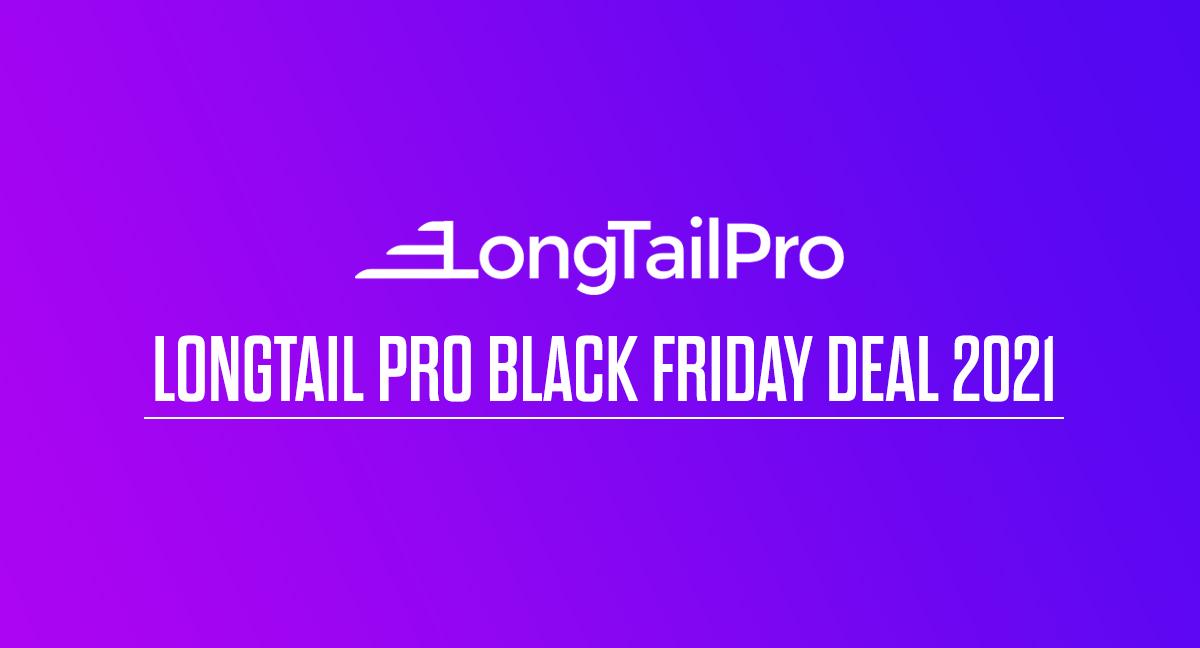 longtail-pro-black-friday