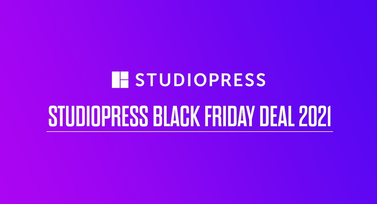 studiopress-black-friday