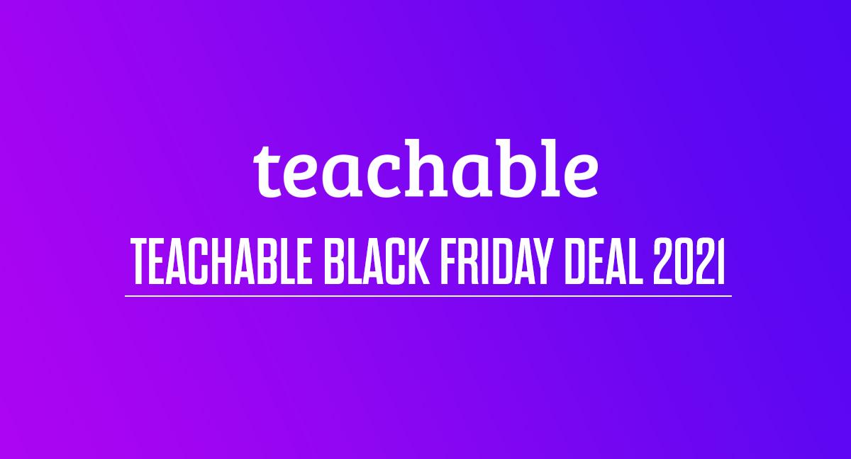 teachable-black-friday